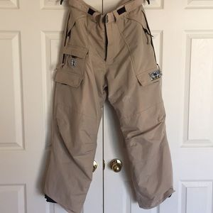 Planet earth ski pants
